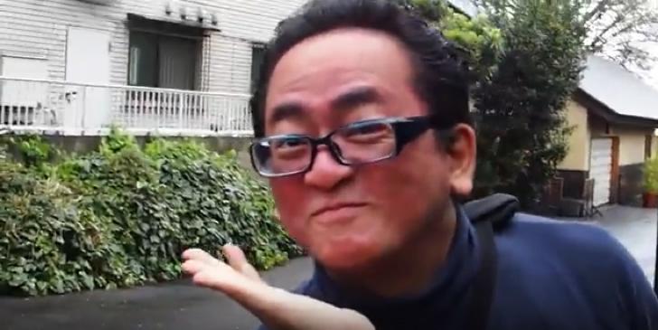 五不動さんぽ