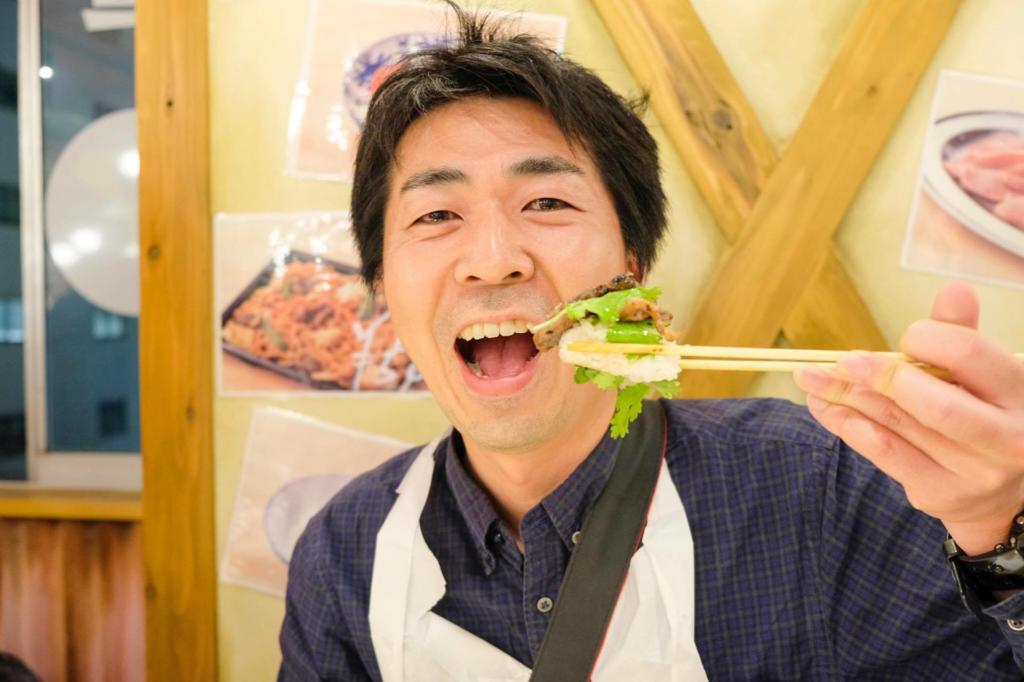 裏メニューラム寿司