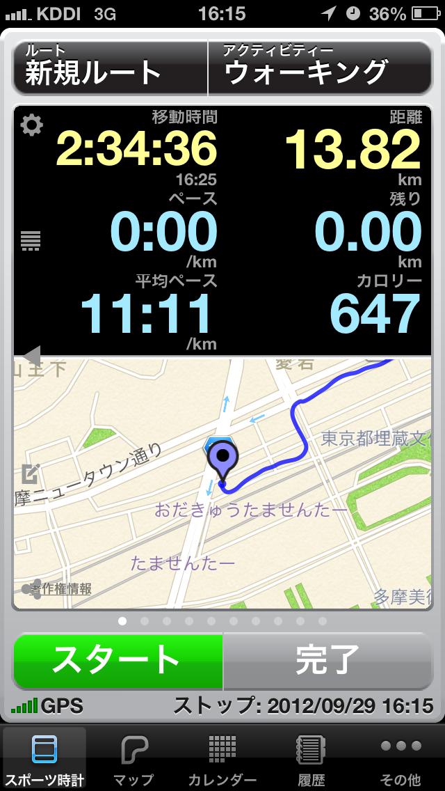 祝!東京マラソン初当選 思ったこと はじめたこと(週刊 東京散歩ぽ10/1)