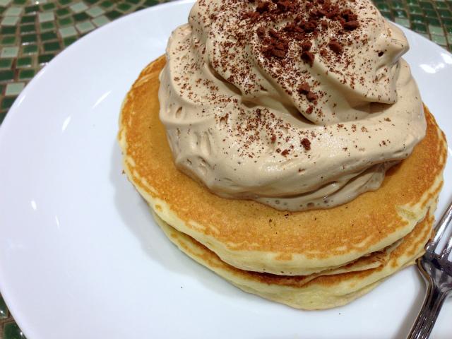 【お台場】「ホノルルコーヒー」でハワイアンなパンケーキを食す