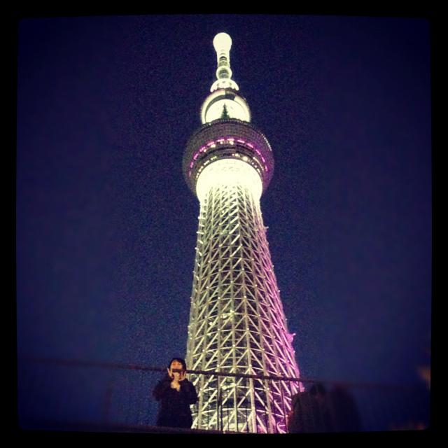 【写真スポット】東京ソラマチからスカイツリーをバックに記念写真を撮る方法