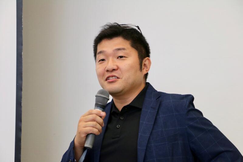 福井県立若狭高校教諭・小坂康之さん