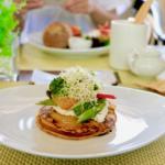 【アヤナリゾート&スパのレストランで食べたものまとめ】バリの海を眺めながら夕食!朝食ブッフェも  #バリさんぽ