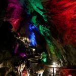 神秘的な日原鍾乳洞を探検してきた 前編 七色ライトアップが美しい【PR】 #多摩の魅力発信プロジェクト #たま発 #tamahatsu #okutama