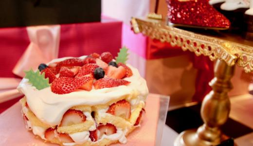 Girly Christmas dessert buffet is being held at Hilton Tokyo Odaiba! # Hilton Suites
