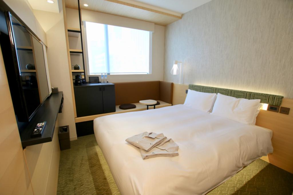 ホテル1899東京 スーペリアダブルB ENGAWA
