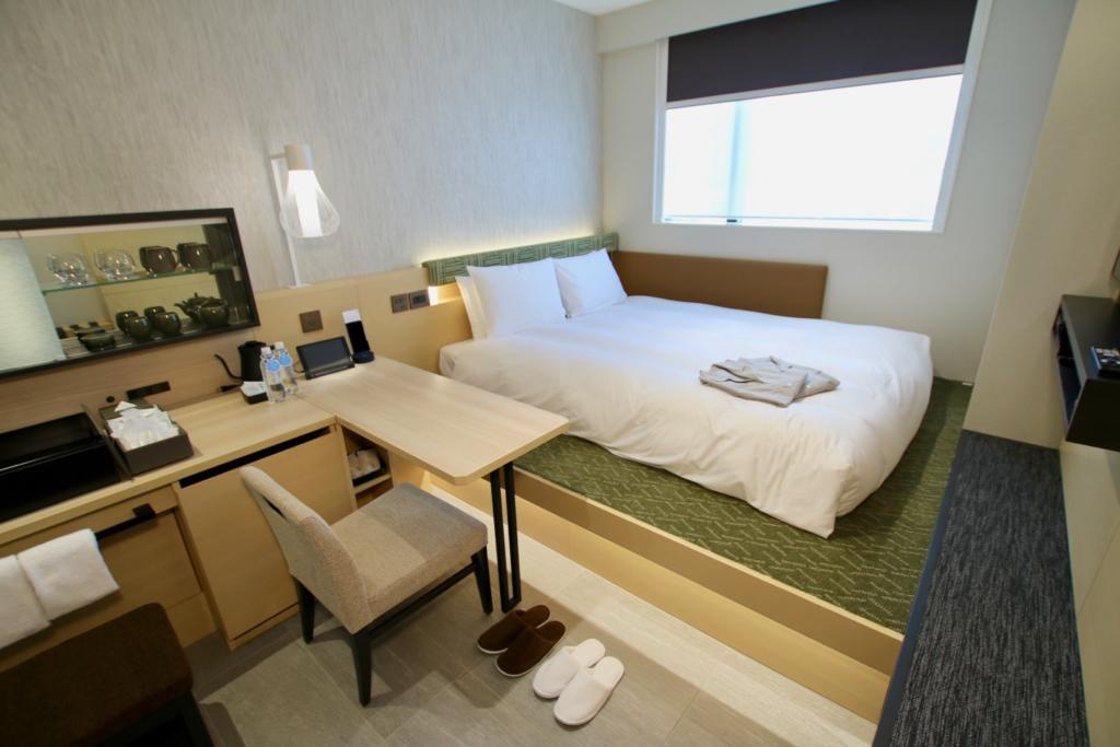 ホテル1899東京 スーペリアダブルA IORI