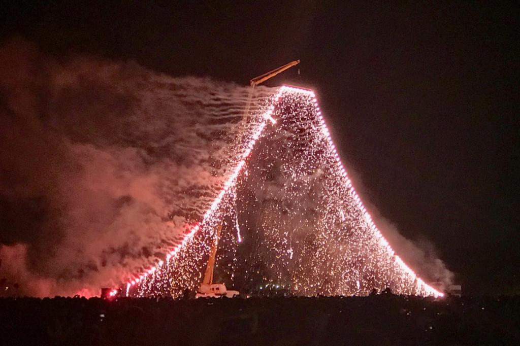 21年ぶりの大滝富士