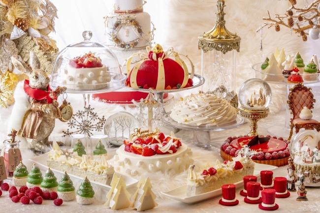 「アリス in クリスマス・マジック」デザート&ディナービュッフェ