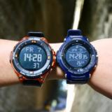 PRO TREK Smart WSD-F30とWSD-F20