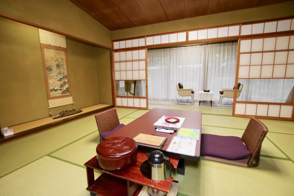 季の湯温泉 木更津富士屋季眺 和室「桜」