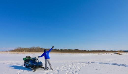 冬の日本最東端をぐるりとめぐってきた!【北海道知床・根室さんぽ①】