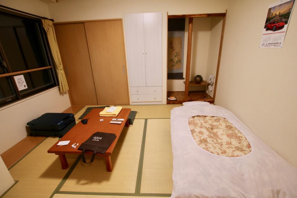 羅臼の宿まるみの客室