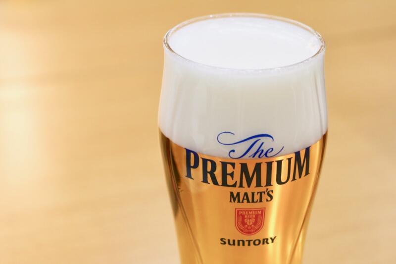 The premium malts