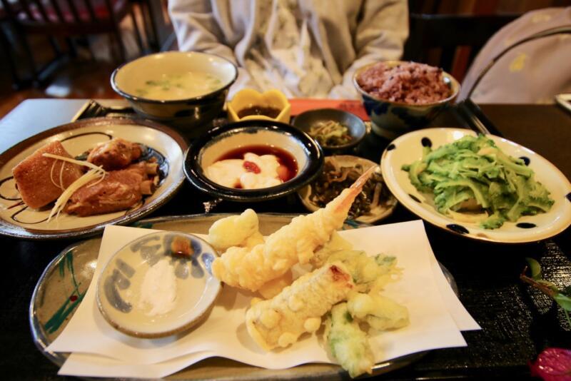 琉球料理ぬちがふう(命果報)ぬちがふう御膳