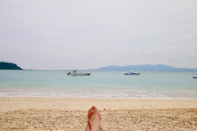 ザ・リッツ・カールトン沖縄プライベートビーチ