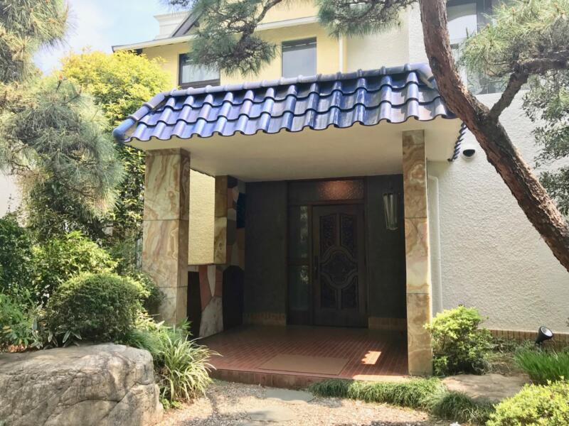 TERAKOYA(テラコヤ)玄関