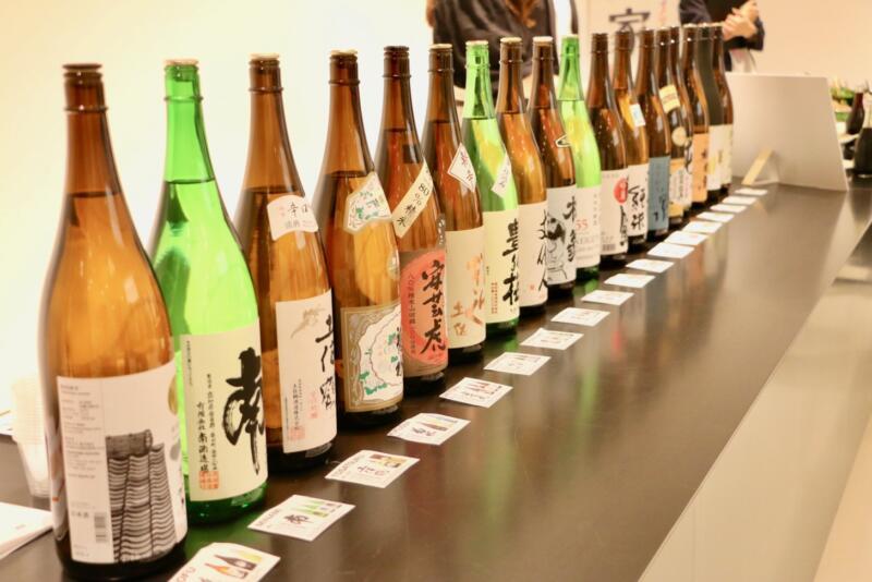 高知県産の日本酒