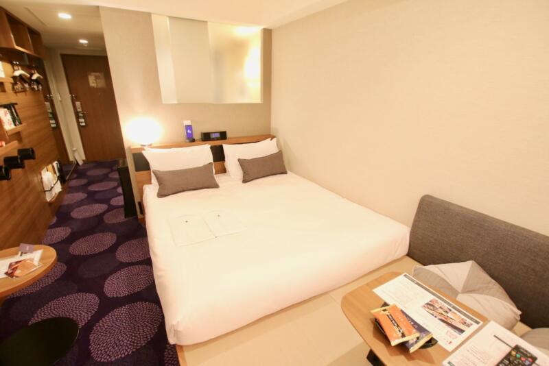 ホテル龍名館東京 FORUS A -TATAMI ROOMの客室
