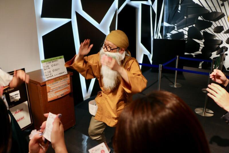 東京ワンピースタワー「ピーストレイル~冒険者と奇跡の泉~」クエストタイム