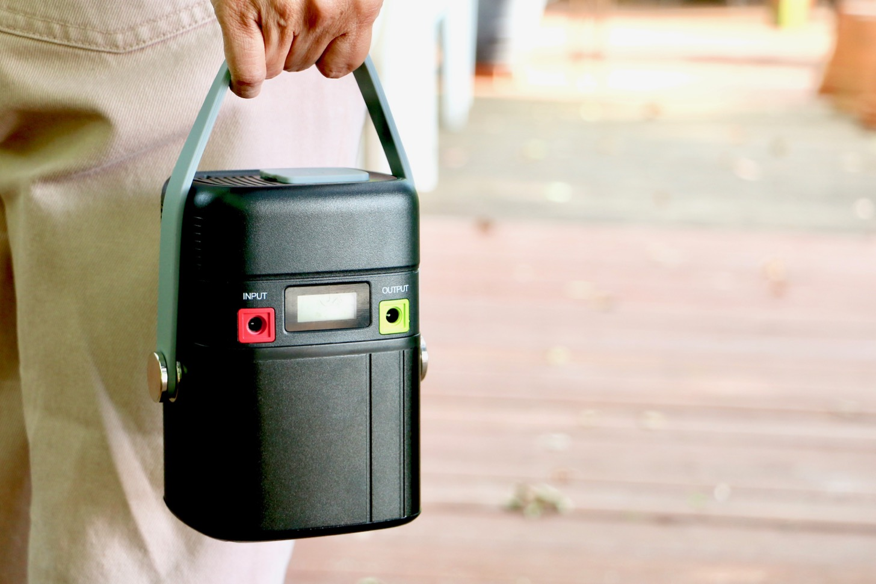 DOSUKOI(ドスコイ)超軽量AC付きポータブル電源