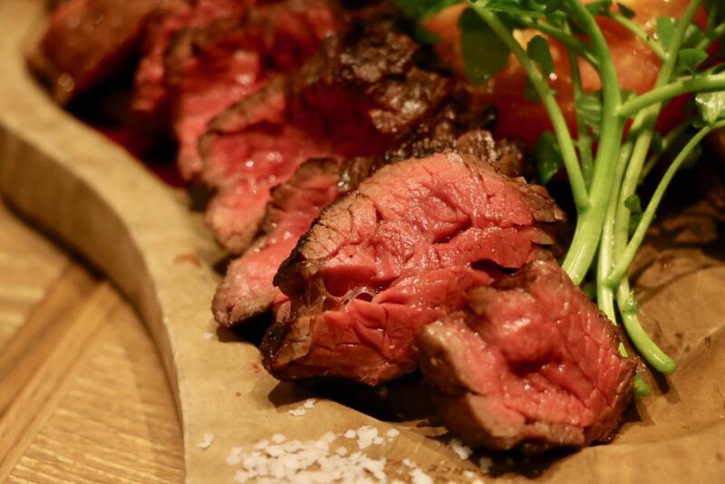 神田の肉バル RUMP CAP 新宿西口店のランプキャップ
