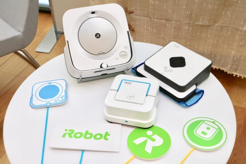iRobot's Brava Series