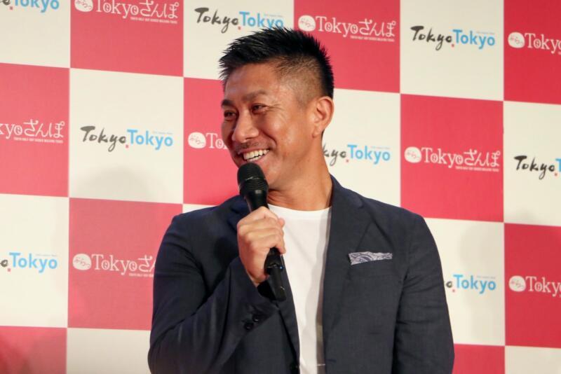 Maezono invites laughter