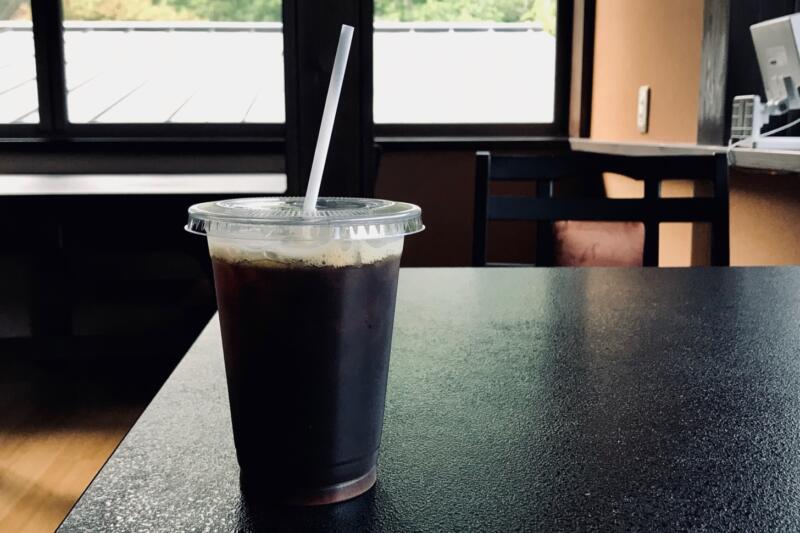 朝食後はまったりコーヒータイム