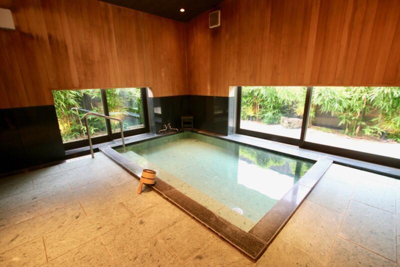 神白温泉 国元屋の貸し切り風呂
