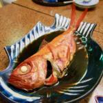 稲取漁港前の旅館「はまべ荘」で稲取キンメ料理と源泉かけ流しの温泉をたっぷり堪能してきた #東伊豆PR