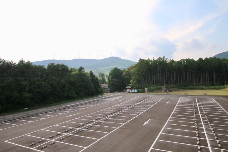 稲取細野高原 第2駐車場