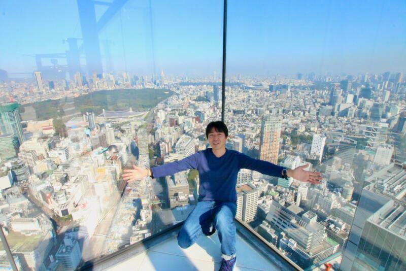 渋谷スクランブルスクエアの展望台・SHIBUYA SKY(渋谷スカイ)絶景スポット