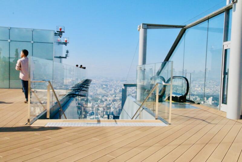 渋谷スクランブルスクエアの展望台・SHIBUYA SKY(渋谷スカイ)
