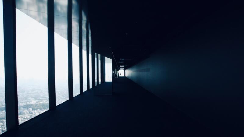 渋谷スクランブルスクエアの展望台・スカイギャラリー