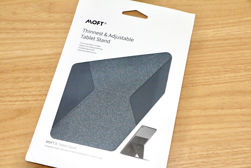 世界最薄クラスのスマホ&タブレットスタンド「MOFT X」