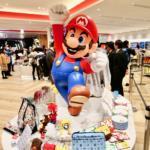 【渋谷パルコ6F】ニンテンドー トウキョウをレポ!マリオ、ゼルダ、どう森グッズが盛りだくさん