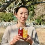 """Morino Shizuku"" creates fruit-free syrup that condenses the blessings of the land of Odai-cho, Mie Prefecture, with a rush."