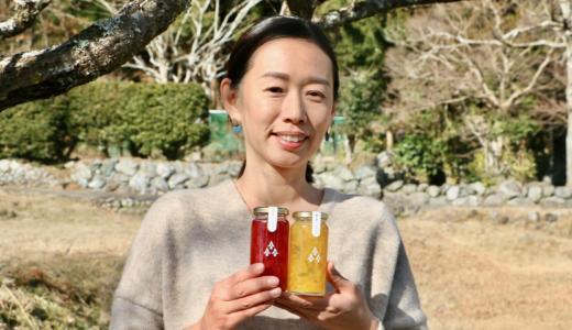 「もりのしずく」は三重県大台町の大地の恵みをギュギュッと凝縮させた果実入り無添加シロップを作る #大台町PR