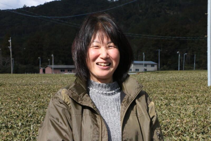 松田製茶の松田ひとみさん