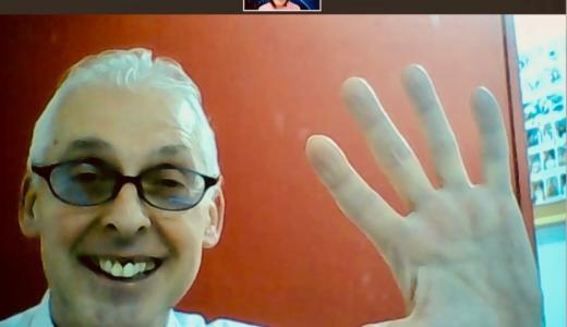 ネス外国語会話を続けて3年経ちました。今はオンラインで英会話レッスンしてます!