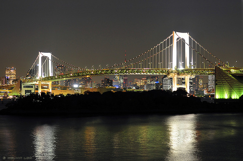 【11/22・30開催】夜のレインボーブリッジを巡る500名限定クルーズ