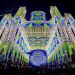 【12/2〜12/11】第22回神戸ルミナリエが開催中!神戸市役所からは夜景と一緒に楽しめる!