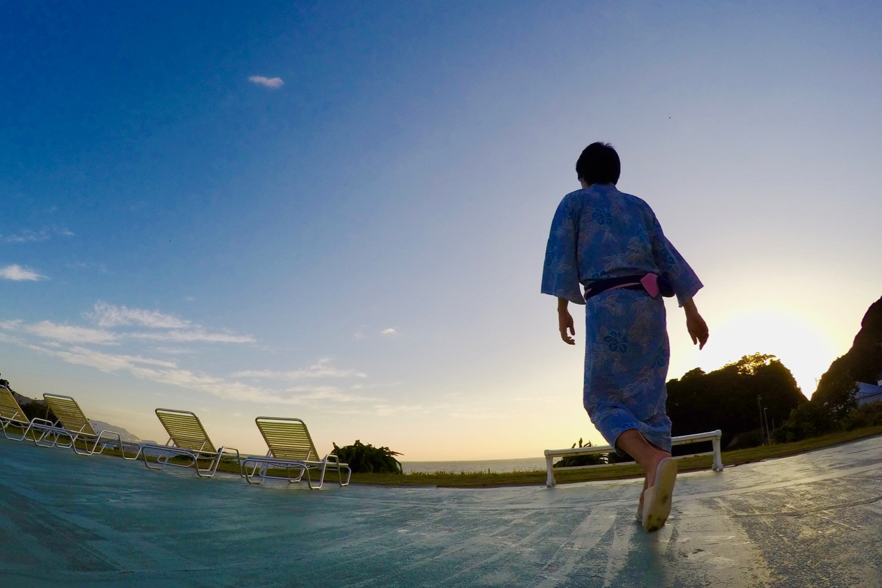 【ホテル伊豆急】オーシャンビューの客室から伊豆の海が一望!プールと海岸が目の前のリゾートホテル #伊豆急に乗ろう 中編