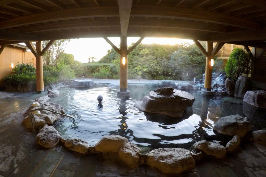 露天風呂「龍神の湯」
