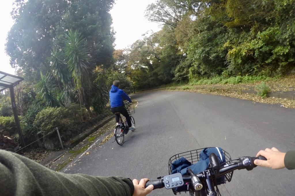 伊豆急サイクリング