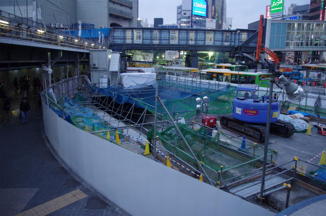 [Shibuya Ekimae redevelopment] The culvert of Shibuya River is now being released!