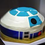 R2-D2デコレーションケーキ