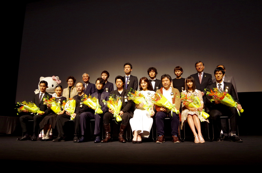 [The summary of the 7 TAMA Film Awards Awards Ceremony Report] To the 25 milestone and to a high-profile movie festival