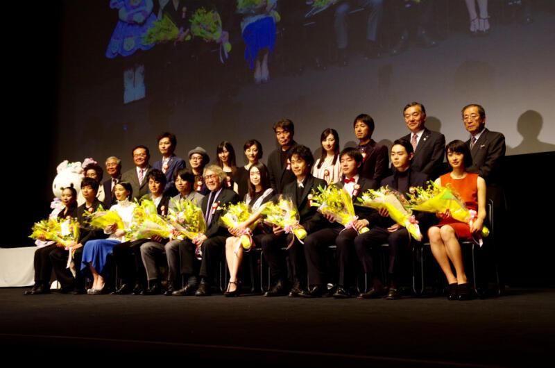 【11/21〜29開催】「海街 diary」「きみはいい子」が作品賞!第7回TAMA映画賞受賞作品・受賞者が発表
